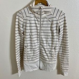 Lululemon Striped Jacket